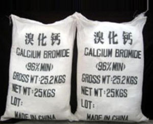 High Quality Calcium Bromide CAS No. 7789-41-5 pictures & photos