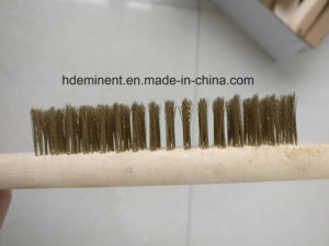 Professional Long Handle Wire Brush with Great Price pictures & photos
