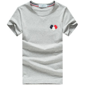Fashion Custom Wholesale Cotton Screen Printing Men T Shirt with Factory Price pictures & photos