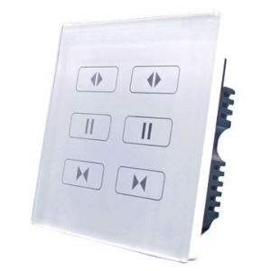 3-Gang Remote Control Touch Sensitive Infrared Wall Switch (YX-8623ME) pictures & photos