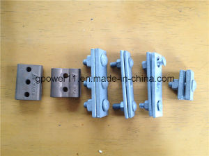 Overhead Line Fittings Wire Rope Clip pictures & photos