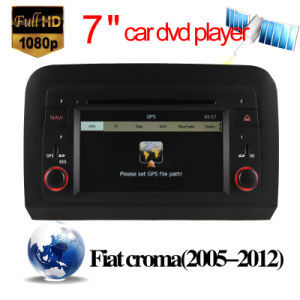 Car DVD Player for FIAT Croma GPS Navigation with iPod pictures & photos