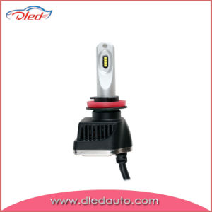 H11 LED High Brightness Auto Driving Headlight Lamp pictures & photos