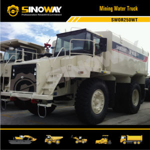 25 Ton Mining Water Truck (SWOR250WT) pictures & photos