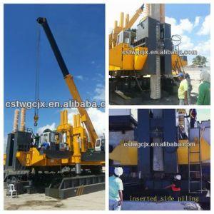 Jack-in Machine for Piling (ZYC120B-B/ZYC100B-B)