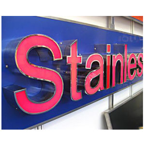 Stainless Steel Letter LED Lighting Advertising Billboard Sign pictures & photos