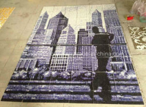 Artwork Mosaic, Mosaic Mural, Artistic Mosaic for Wall (HMP826) pictures & photos