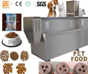 Factory Direct Supplier Pet Cat Food Making Machinery pictures & photos