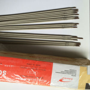 Mild Steel Arc Welding Electrode 2.5*300mm pictures & photos