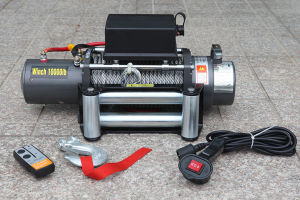 Truck Electric Winch 10000lb pictures & photos