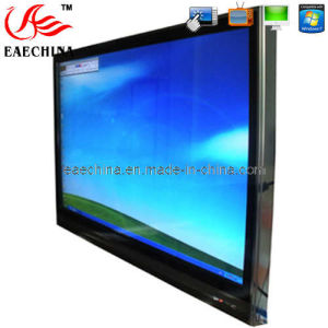 Eaechina 82′′ Wall-Mounted All in One PC TV with Infrared Touch Screen I3 pictures & photos