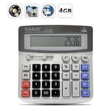 Calculator with Mini Camera + Desktop Calculator Video Recorder (QT-S286) pictures & photos