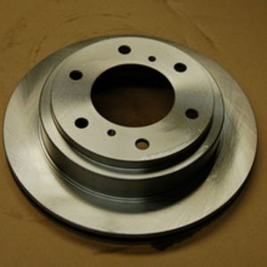 Ts16949 Certificate Approved for Toyota Cars′s Brake Rotors pictures & photos