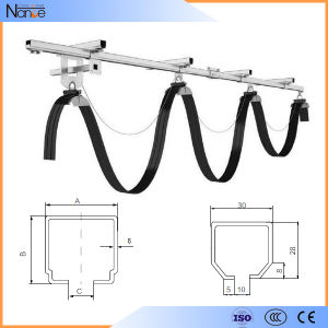 Factory Price Non-Standard Steel Rails Cable Trolleys pictures & photos