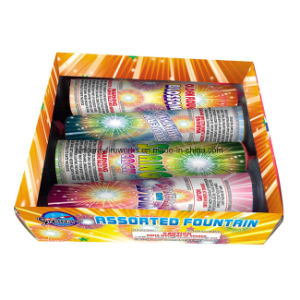 Sf-Hn89 Assorted Pyrotechnic Fountain Fireworks pictures & photos
