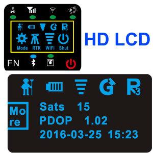Intelligent Rtk GPS Receiver High Precision Surveying Instrument pictures & photos