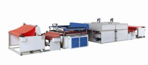 Automatic Nonwoven Fabric Screen Printing Machine pictures & photos
