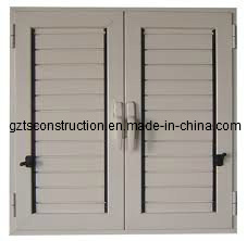 PVDF Powder Coated Casement or Fixed Aluminium Louver /Shutter/Blind pictures & photos