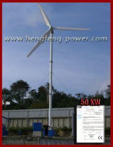 Wind Power Generator (HF12.5-30KW)