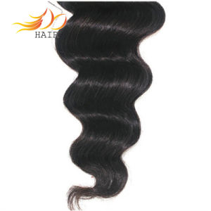 100% Virgin Remy Indian Human Hair Extension pictures & photos