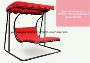 Steel Hanging Garden Patio Swing Chair pictures & photos
