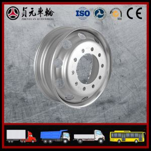 Shandong Zhenyuan Auto Wheel Wheel Rim (19.5*6.75) pictures & photos