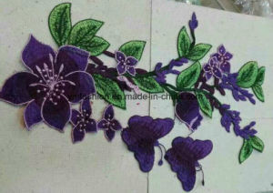 Hot Sell Garment Accessories Embroirdery Flower pictures & photos