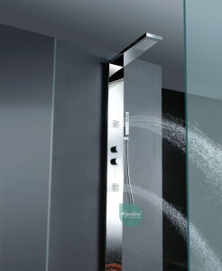 Aqualem Hand Shower Panel Set Rain Shower System