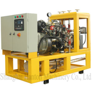 Toyota 4Y series CNG LNG gas engine silent open generator pictures & photos