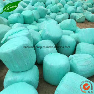 Farm Grass Bale Plastic Silage Wrap Film pictures & photos