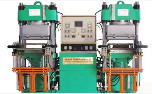 Rubber Plate Vulcanizer Press for Silicone Band Oil Seal pictures & photos