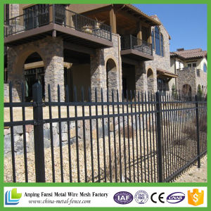 High Quality Cheap Steel Inserted Fencing Factory pictures & photos
