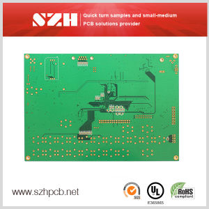 Multilayer Fr4 Lead Free HASL PCB Manufacturer in China pictures & photos