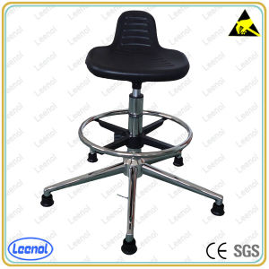 Ln-2471c Height Adjustable ESD Cleanroom Chair pictures & photos