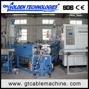 Two Core Sheathed Flexible Cable Machine pictures & photos