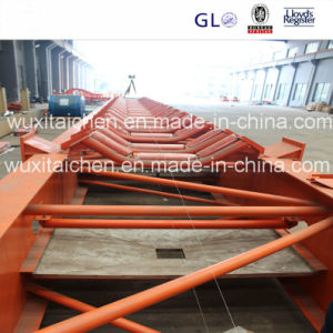 Steel Structure Fabrication Conveyor Outer Frame pictures & photos