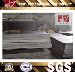 Hot Rolled Ss400 Steel Plate pictures & photos