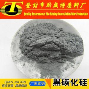 China Gold Supplier Green / Black Silicon Carbide Powder pictures & photos