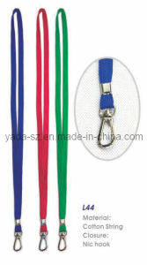 Cotton Lanyard (L44) pictures & photos
