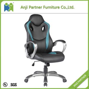 2016 Ergonomic Office Comfortable Leather Chair with Armrest (Michael) pictures & photos