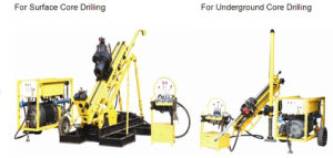 All Hydraulic Diamond Core Drilling Rig pictures & photos