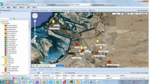 Online GPS Tracking Software Platform (GPRS01) pictures & photos