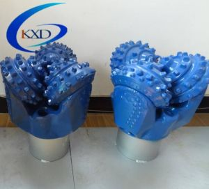 TCI 4 3/4′′ Tricone Drill Bit for Water Well Drilling pictures & photos