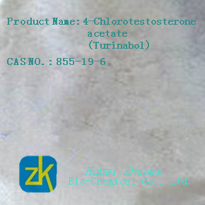 4-Chlorotestosterone Acetate (Turinabol) Steroid Powder with High Purity pictures & photos