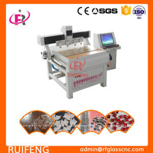 Automatic Glass Cutting Machine with Multi Glass Cutting Heads RF1312m pictures & photos