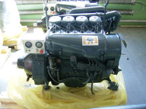 Deutz 4 Stroke 4 Cylinder Air-Cooled Engine with Turbo pictures & photos