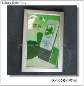 Advertising Edgelit LED Slim Light Box (CB011) pictures & photos