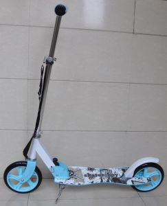 205mm Full Aluminium Scooter (GSS-A2-004F) pictures & photos