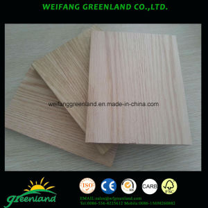 Natrural Red Oak Film Faced MDF for Furniture Produce pictures & photos