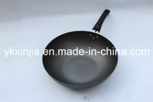 Aluminum Non-Stick Coating Wok Chinese Kitchenware pictures & photos